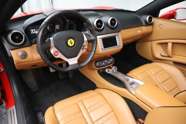 Used 2013 Ferrari California 30 for sale $112,900 at Pagani of Greenwich in Greenwich CT 06830 19
