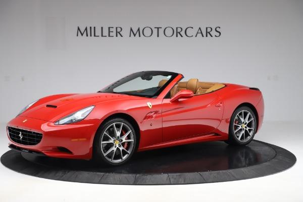 Used 2013 Ferrari California 30 for sale $112,900 at Pagani of Greenwich in Greenwich CT 06830 2