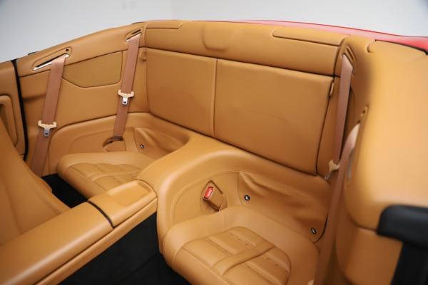 Used 2013 Ferrari California 30 for sale $112,900 at Pagani of Greenwich in Greenwich CT 06830 23