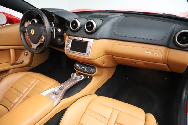 Used 2013 Ferrari California 30 for sale $112,900 at Pagani of Greenwich in Greenwich CT 06830 24