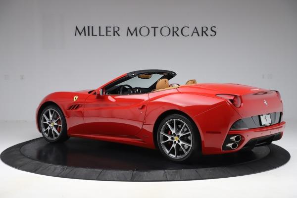 Used 2013 Ferrari California 30 for sale $112,900 at Pagani of Greenwich in Greenwich CT 06830 4