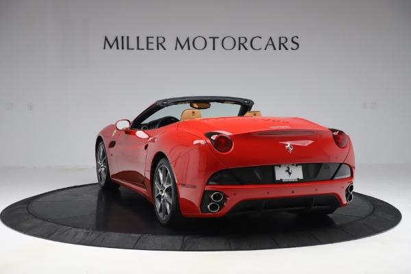 Used 2013 Ferrari California 30 for sale $112,900 at Pagani of Greenwich in Greenwich CT 06830 5