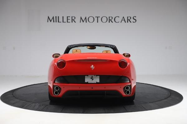 Used 2013 Ferrari California 30 for sale $112,900 at Pagani of Greenwich in Greenwich CT 06830 6
