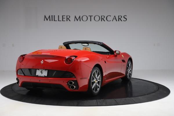 Used 2013 Ferrari California 30 for sale $112,900 at Pagani of Greenwich in Greenwich CT 06830 7
