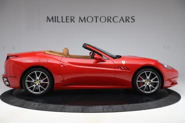 Used 2013 Ferrari California 30 for sale $112,900 at Pagani of Greenwich in Greenwich CT 06830 9