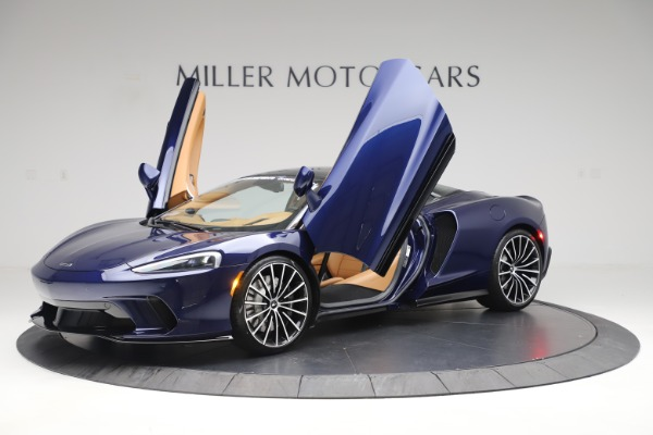New 2020 McLaren GT Luxe for sale Sold at Pagani of Greenwich in Greenwich CT 06830 10