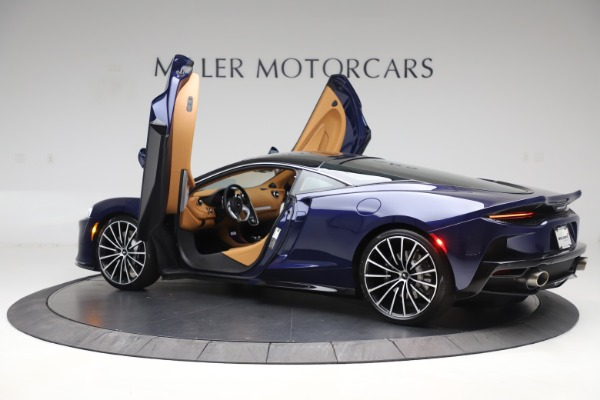New 2020 McLaren GT Luxe for sale Sold at Pagani of Greenwich in Greenwich CT 06830 11