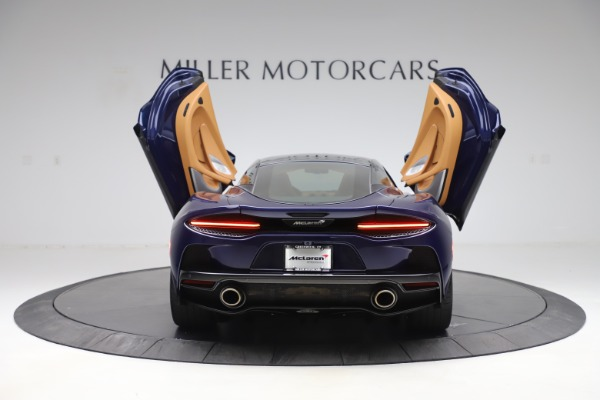 New 2020 McLaren GT Luxe for sale Sold at Pagani of Greenwich in Greenwich CT 06830 12