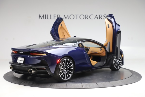 New 2020 McLaren GT Luxe for sale Sold at Pagani of Greenwich in Greenwich CT 06830 13