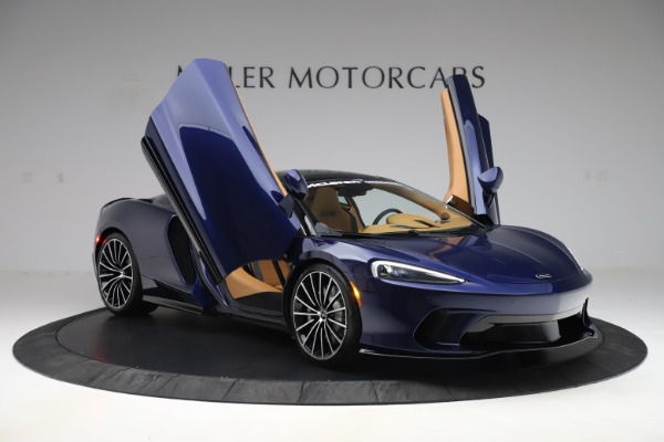 New 2020 McLaren GT Luxe for sale Sold at Pagani of Greenwich in Greenwich CT 06830 14