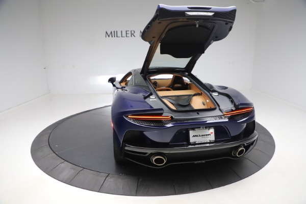 New 2020 McLaren GT Luxe for sale Sold at Pagani of Greenwich in Greenwich CT 06830 15