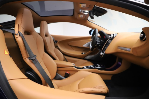 New 2020 McLaren GT Luxe for sale Sold at Pagani of Greenwich in Greenwich CT 06830 17
