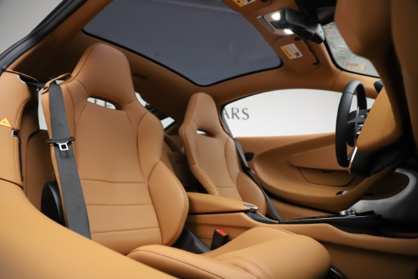 New 2020 McLaren GT Luxe for sale Sold at Pagani of Greenwich in Greenwich CT 06830 18