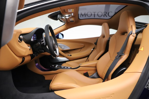 New 2020 McLaren GT Luxe for sale Sold at Pagani of Greenwich in Greenwich CT 06830 19