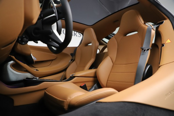 New 2020 McLaren GT Luxe for sale Sold at Pagani of Greenwich in Greenwich CT 06830 20