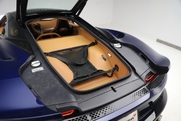 New 2020 McLaren GT Luxe for sale Sold at Pagani of Greenwich in Greenwich CT 06830 21