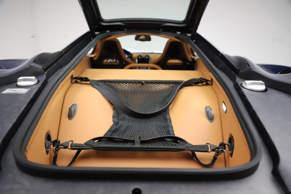 New 2020 McLaren GT Luxe for sale Sold at Pagani of Greenwich in Greenwich CT 06830 22