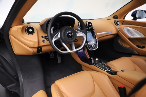 New 2020 McLaren GT Luxe for sale Sold at Pagani of Greenwich in Greenwich CT 06830 23