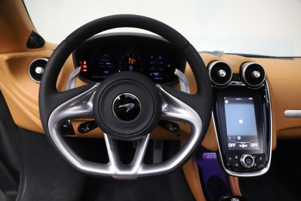 New 2020 McLaren GT Luxe for sale Sold at Pagani of Greenwich in Greenwich CT 06830 24