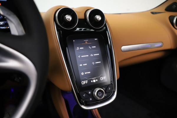 New 2020 McLaren GT Luxe for sale Sold at Pagani of Greenwich in Greenwich CT 06830 28