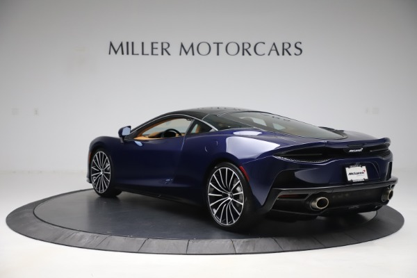 New 2020 McLaren GT Luxe for sale Sold at Pagani of Greenwich in Greenwich CT 06830 3