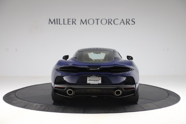 New 2020 McLaren GT Luxe for sale Sold at Pagani of Greenwich in Greenwich CT 06830 4