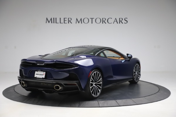New 2020 McLaren GT Luxe for sale Sold at Pagani of Greenwich in Greenwich CT 06830 5