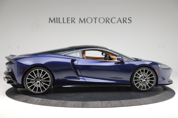 New 2020 McLaren GT Luxe for sale Sold at Pagani of Greenwich in Greenwich CT 06830 6