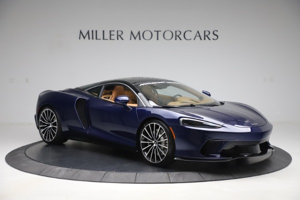 New 2020 McLaren GT Luxe for sale Sold at Pagani of Greenwich in Greenwich CT 06830 7