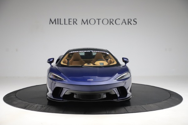New 2020 McLaren GT Luxe for sale Sold at Pagani of Greenwich in Greenwich CT 06830 8