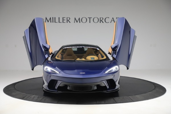 New 2020 McLaren GT Luxe for sale Sold at Pagani of Greenwich in Greenwich CT 06830 9