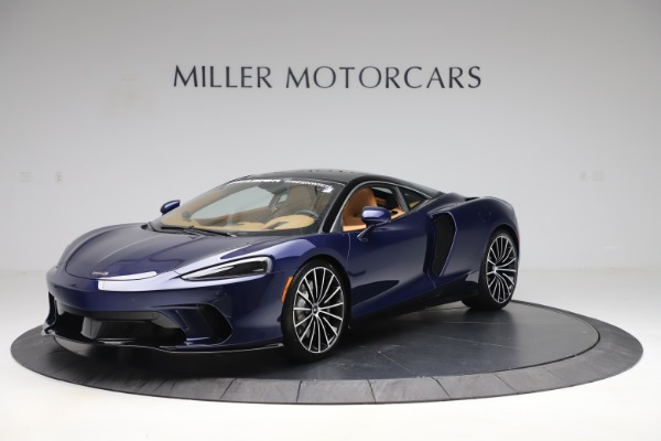 New 2020 McLaren GT Luxe for sale Sold at Pagani of Greenwich in Greenwich CT 06830 1