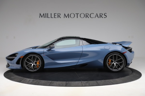 New 2020 McLaren 720S Spider Convertible for sale Sold at Pagani of Greenwich in Greenwich CT 06830 17