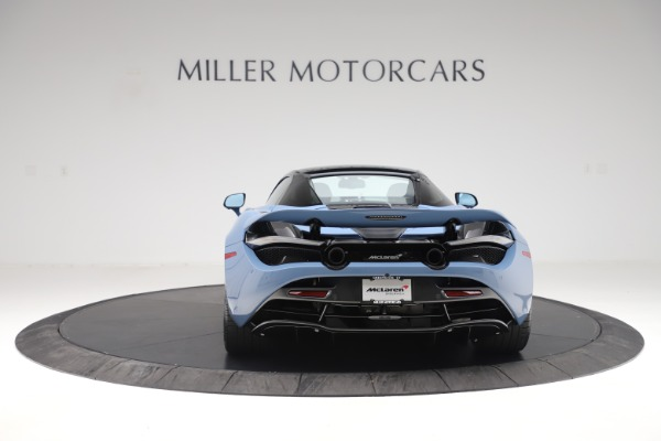 New 2020 McLaren 720S Spider Convertible for sale Sold at Pagani of Greenwich in Greenwich CT 06830 19