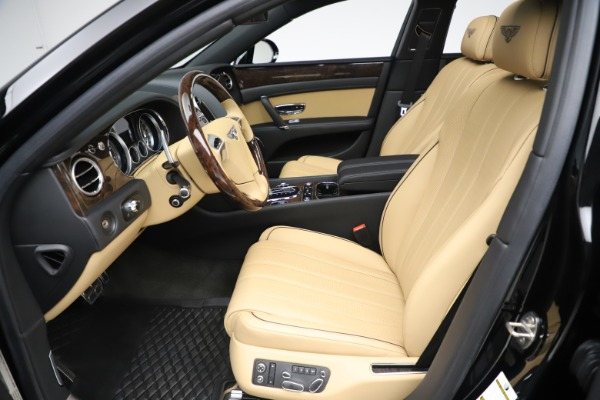 Used 2016 Bentley Flying Spur V8 for sale Sold at Pagani of Greenwich in Greenwich CT 06830 19