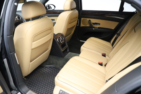 Used 2016 Bentley Flying Spur V8 for sale Sold at Pagani of Greenwich in Greenwich CT 06830 21