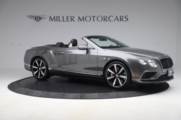 Used 2016 Bentley Continental GTC V8 S for sale $139,900 at Pagani of Greenwich in Greenwich CT 06830 10