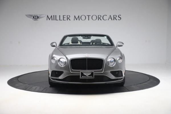 Used 2016 Bentley Continental GTC V8 S for sale $139,900 at Pagani of Greenwich in Greenwich CT 06830 12