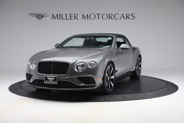Used 2016 Bentley Continental GTC V8 S for sale $139,900 at Pagani of Greenwich in Greenwich CT 06830 13