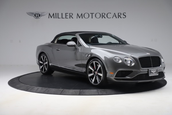 Used 2016 Bentley Continental GTC V8 S for sale $139,900 at Pagani of Greenwich in Greenwich CT 06830 18
