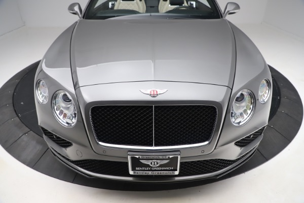 Used 2016 Bentley Continental GTC V8 S for sale $139,900 at Pagani of Greenwich in Greenwich CT 06830 19