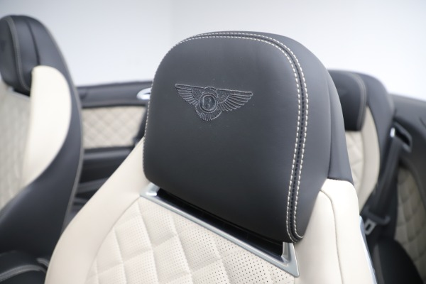 Used 2016 Bentley Continental GTC V8 S for sale $139,900 at Pagani of Greenwich in Greenwich CT 06830 26