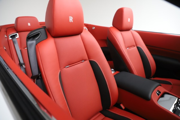 Used 2020 Rolls-Royce Dawn for sale $359,900 at Pagani of Greenwich in Greenwich CT 06830 27