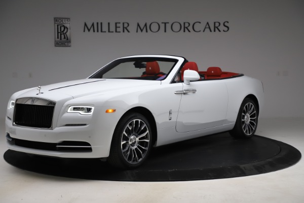 New 2020 Rolls-Royce Dawn for sale $404,675 at Pagani of Greenwich in Greenwich CT 06830 3