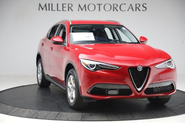 New 2019 Alfa Romeo Stelvio Q4 for sale Sold at Pagani of Greenwich in Greenwich CT 06830 11