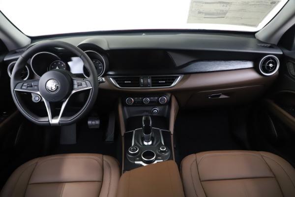 New 2019 Alfa Romeo Stelvio Q4 for sale Sold at Pagani of Greenwich in Greenwich CT 06830 16