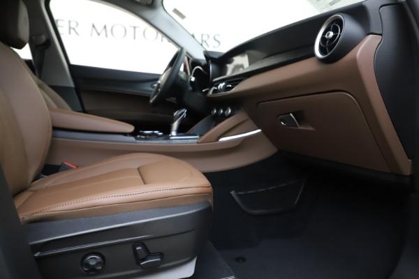 New 2019 Alfa Romeo Stelvio Q4 for sale Sold at Pagani of Greenwich in Greenwich CT 06830 23