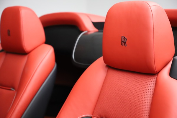 New 2020 Rolls-Royce Dawn Black Badge for sale $477,975 at Pagani of Greenwich in Greenwich CT 06830 24