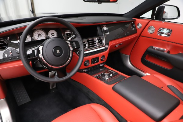 New 2020 Rolls-Royce Dawn Black Badge for sale $477,975 at Pagani of Greenwich in Greenwich CT 06830 25