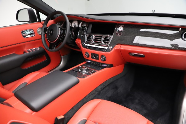 New 2020 Rolls-Royce Dawn Black Badge for sale $477,975 at Pagani of Greenwich in Greenwich CT 06830 28